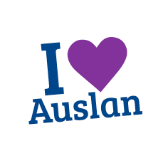 I Love Auslan - Purple