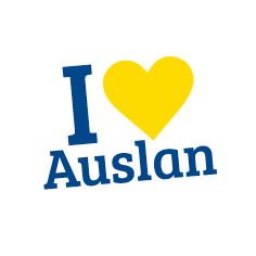I Love Auslan - Yellow